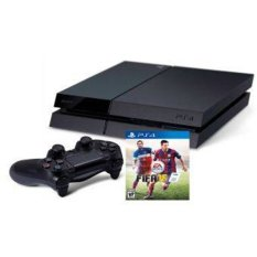 Sony PlayStation 4 - 500GB - Hitam