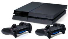 Sony PlayStation 4 - Jet Black + 1 Stick