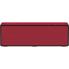 Sony SRS-X33 Portable Bluetooth Speaker - Merah