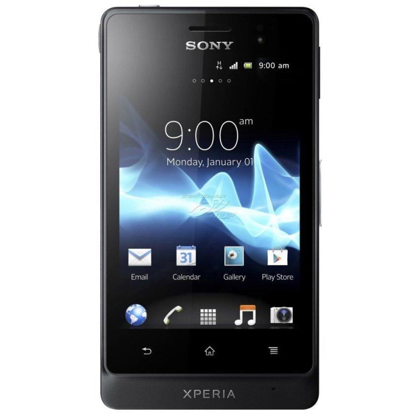 Sony Xperia Go ST27i - 8 GB - Hitam