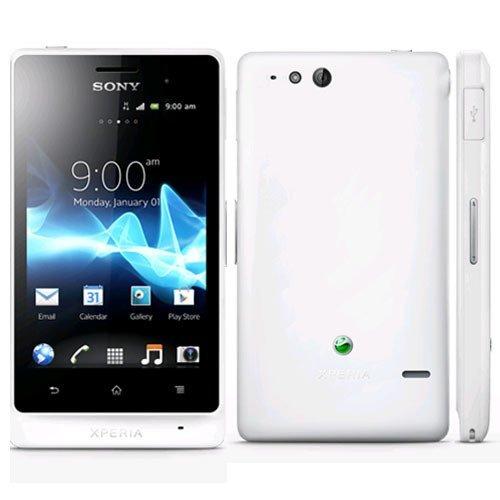 Sony Xperia Go ST27i 8GB - Putih