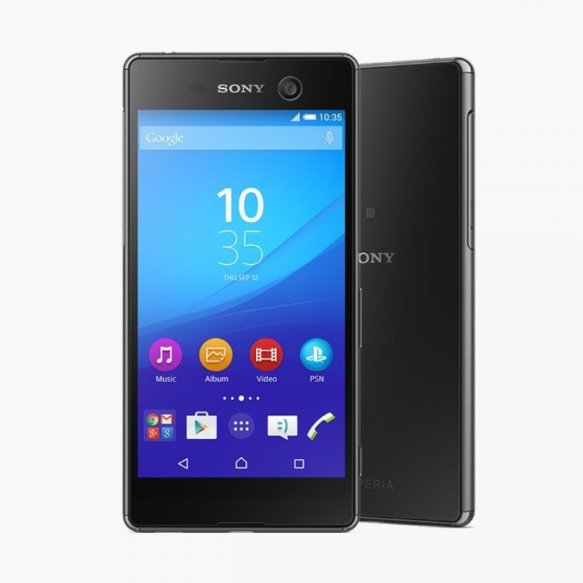 Sony Xperia M5 Dual - 16 GB - Hitam