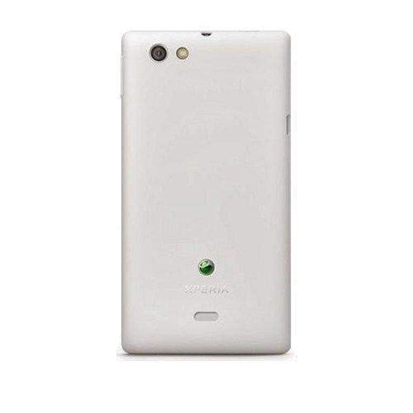 Sony Xperia Miro - 4GB - Putih Gold