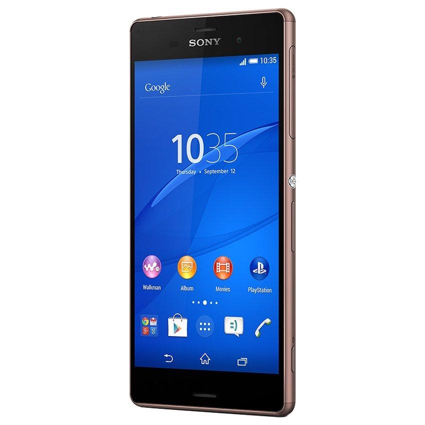Sony Xperia Z3 - 16 GB - Copper