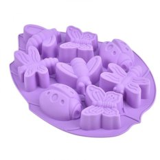 Sporter Silicone Cake Fondant Mould Chocolate Sugarcraft Mold Cutter Tools