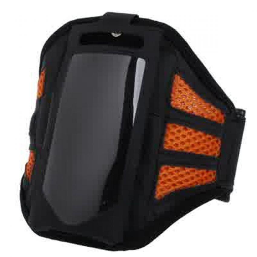 Sports Armband Case for iPhone 5 & 5C & 5S - Orange