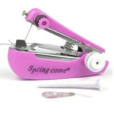 Spring Mesin Jahit Stapless Mini - Ungu