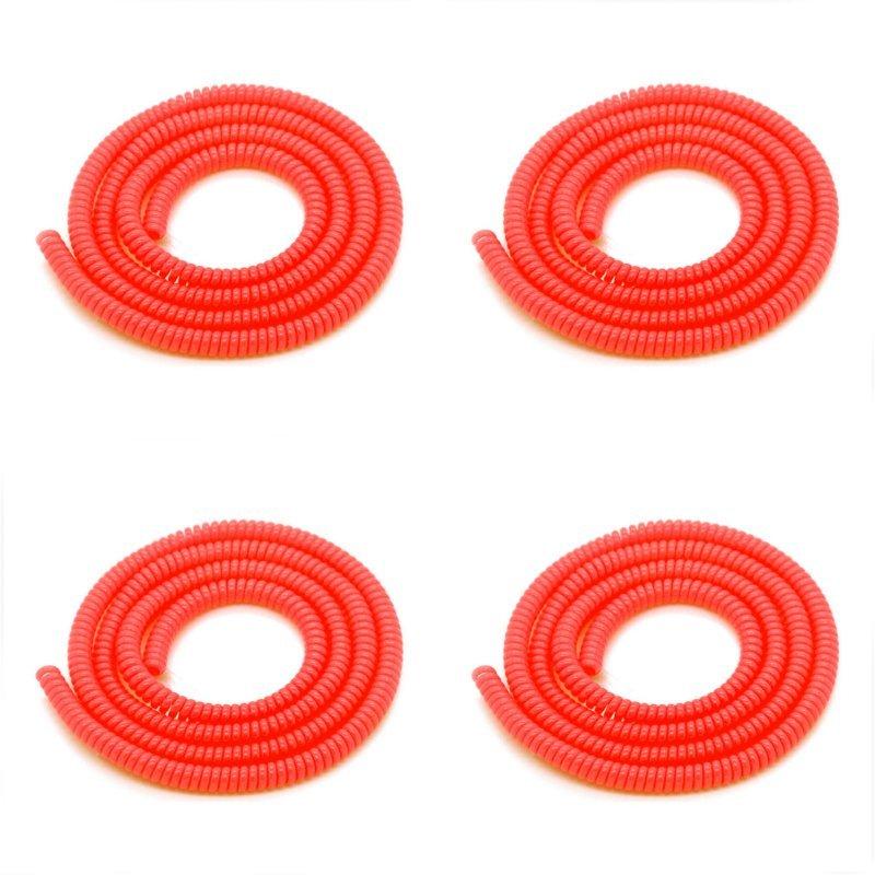 Stichi Pelindung Kabel 4 Pcs - Merah