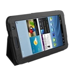 Stylish PU Leather Smart Flip Case Cover with Stand Function for Samsung Galaxy Tab 2 II 7.0 P3100 / P3110