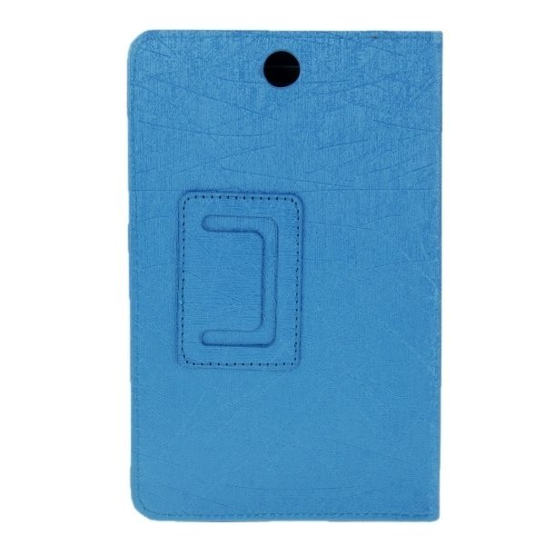 SUNSKY Magnetic Leather Cover for Lenovo A7-50 / A3500 (Blue) (Intl)