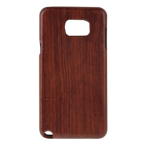 SUNSKY Separable Rosewood Wooden Back Case for Samsung Galaxy Note 5 / N920 (Intl)