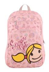 Surfer Girl Bags TD Backpack - Pink