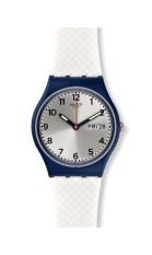 Swatch Jam Tangan Wanita-GN720 WHITE DELIGHT-Putih