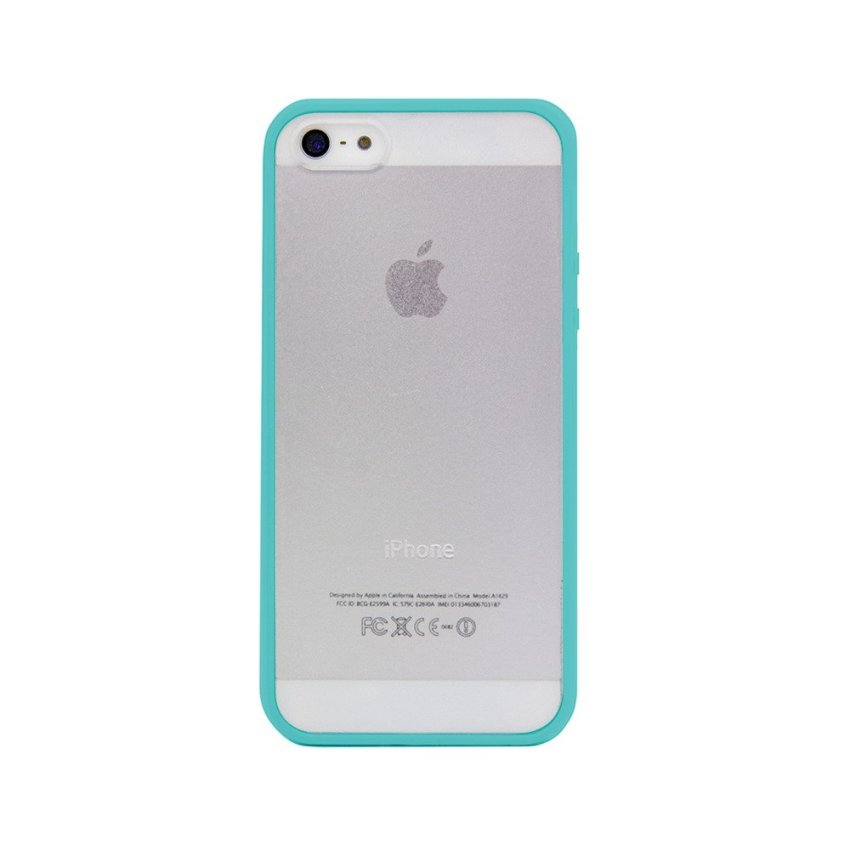 Sweet Corner iPhone SE / 5S / 5 Blur Case - Tosca