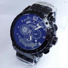 Swiss Army Crono Time - Jam Tangan Pria - Stainless Steel - SA09908