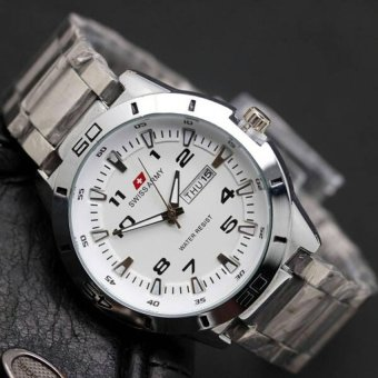 Swiss Army Jam Tangan Pria DSA 0074 AS