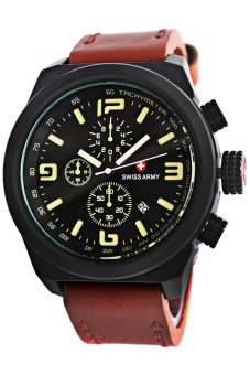 Swiss Army Handwatch For Man