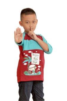 Lazada Baju Anak Syamsakids Baju Anak Sl066 Multicolor