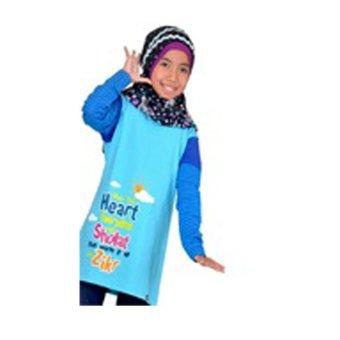 Syamsakids Baju Muslim Anak Sl025 Multicolor Lazada