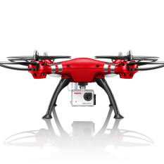 Syma X8HG With 8MP HD Camera Altitude Hold Mode 2.4G 4CH 6Axis RC Quadcopter RTF