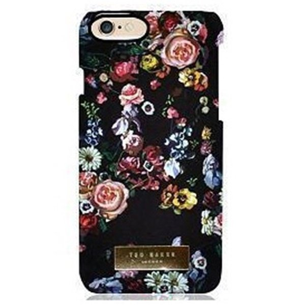 Ted Baker 13 Hard Case for iPhone 6 - Hitam