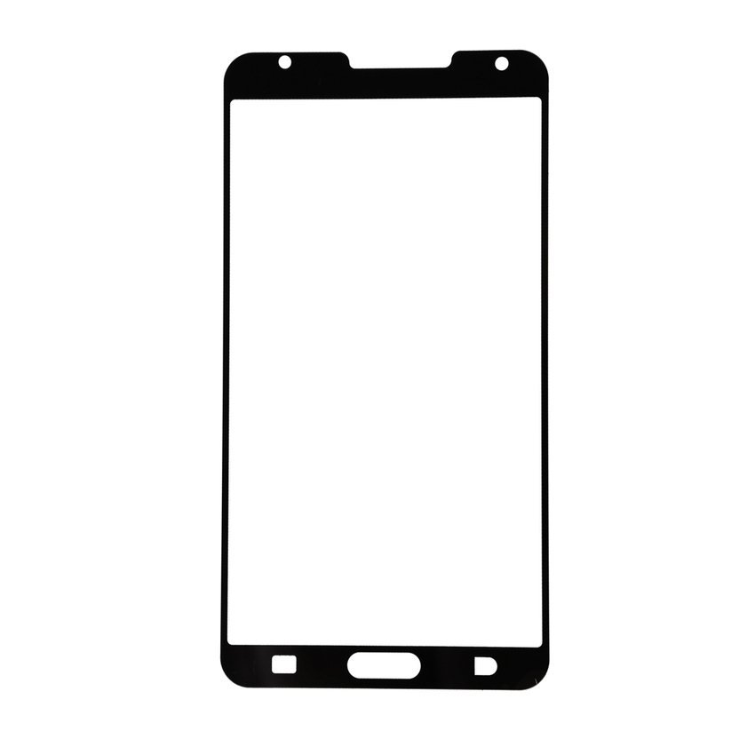 Tempered Glass Protection Screen for Samsung Galaxy Note3 (Black) (Intl)
