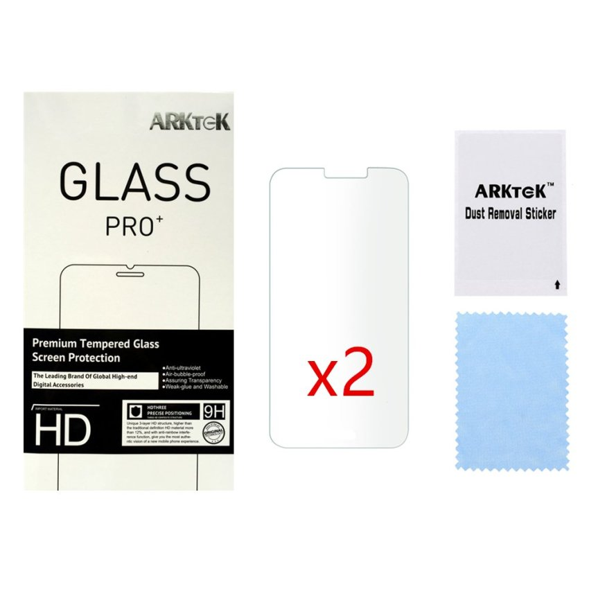Tempered Glass Screen Protector for Moto X Pure Edition (Clear) (Intl)