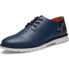 "'The New Men""s Casual Shoes Cool And Comfortable Men""s Shoes (Blue) '"
