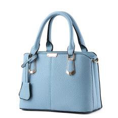 The New Trend Of Pure Korean Handbag Shoulder Bag Handbag Business Casual Bag Creative White - Intl