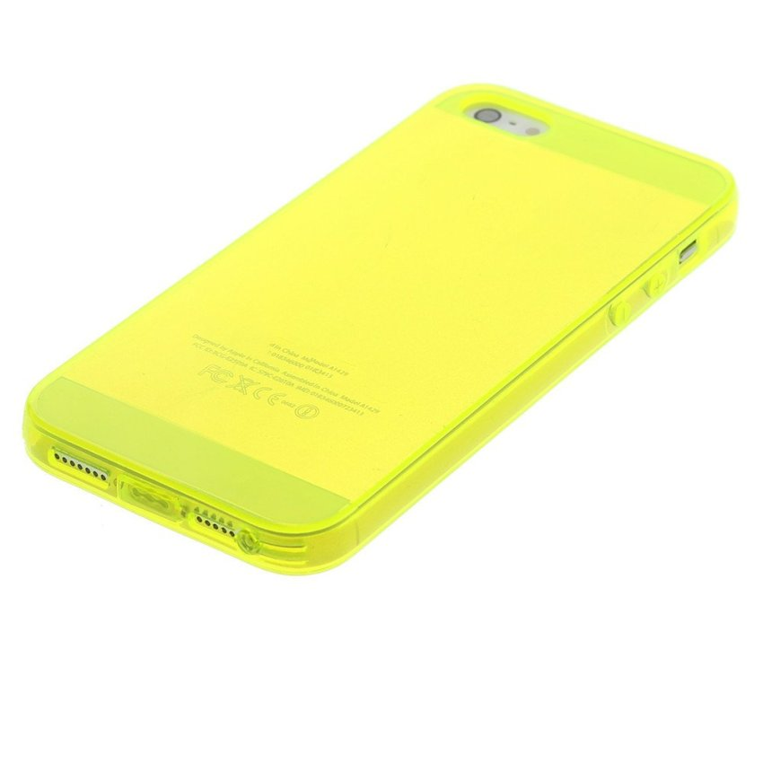Thin Hard Case for iPhone SE / 5S / 5