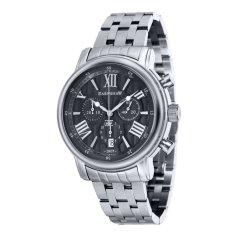 Thomas Earnshaw LONGCASE 43MM ES-0016-11 Men's Stainless Steel Solid Bracelet Watch