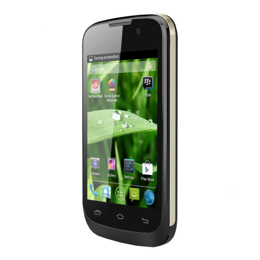 Tiphone A508 - Hitam