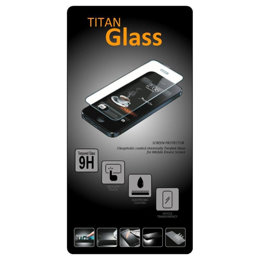 Titan Glass Tempered LG G3 Stylus - Premium Tempered Glass - Anti Gores - Screen Protector