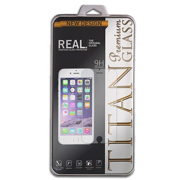 Titan Glass untuk Blackberry Q5 / BB Q5 - Premium Tempered Glass - Rounded Edge 2.5D