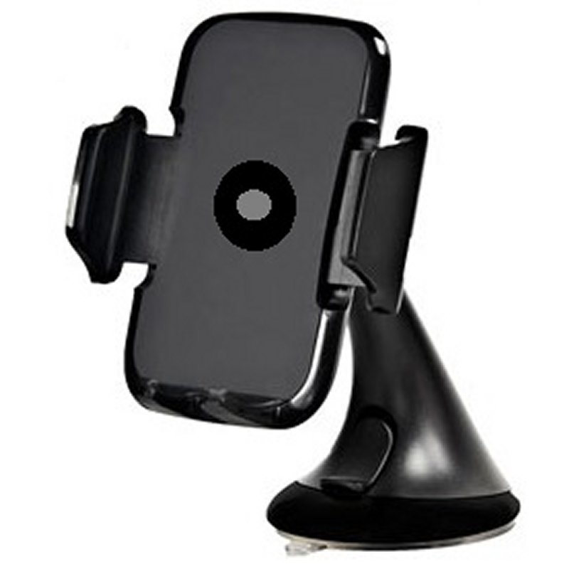 Titanium Samsung Galaxy S3 Car Holder - Hitam