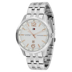 Tommy Hilfiger Men's 1710313 Silver Andre Watch - Intl