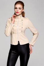 Toprank Autumn Women's Slim Zipper Jacket Parka Winter Jacket Women Coat Casual Plus Size