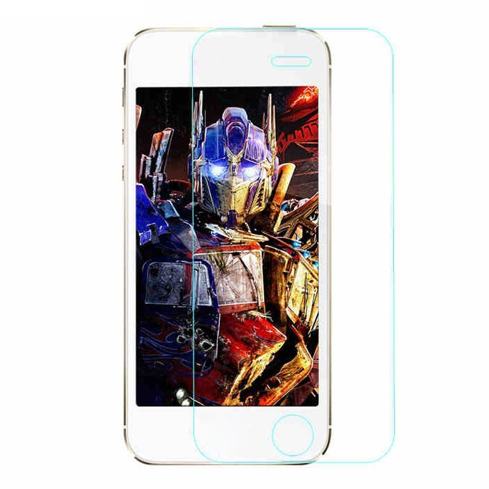 Toprank Tempered Glass Screen Protector (Clear)