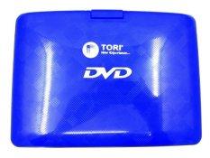 "Tori DVD Portable / Tori TPD-901 10"" inch - Biru"