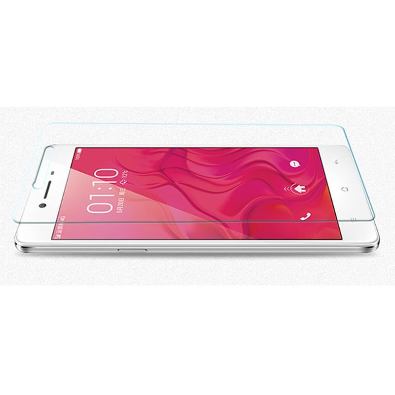 Toughened Glass Protective Film for OPPO R7?2pcs? (Intl)