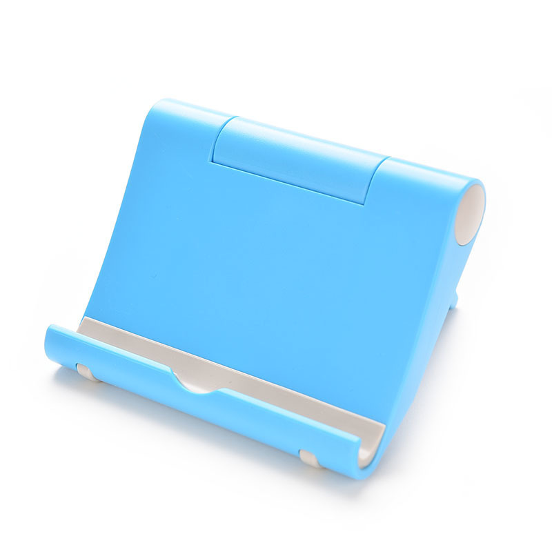 ToyHome Stand Mount Holder Multi Angle For iPad iPhone Blue (Intl)
