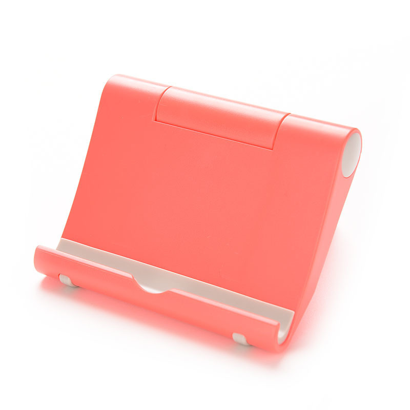 ToyHome Stand Mount Holder Multi Angle For iPad iPhone Red (Intl)