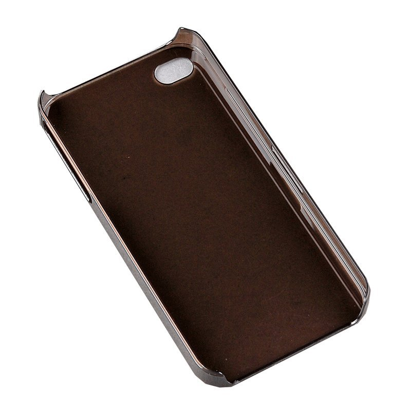 TPU Skin Case for iPhone4/4S (Black) (Intl)