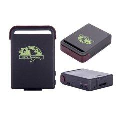 Track TK102B Spy Mini GPS Tracking Device Auto Car Pets Kids Motorcycle Tracker (Intl)