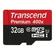 Transcend Micro SDHC 32GB - Class10