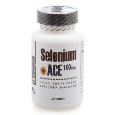 Treelains Selenium ACE - 30 Tablet - 100 mcg