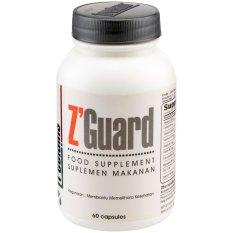 Treelains Z-Guard Smokers Multivitamin & Minerals - 60 Kapsul