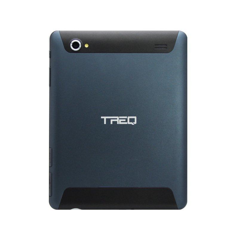 Treq Book 3G - 4GB - Biru