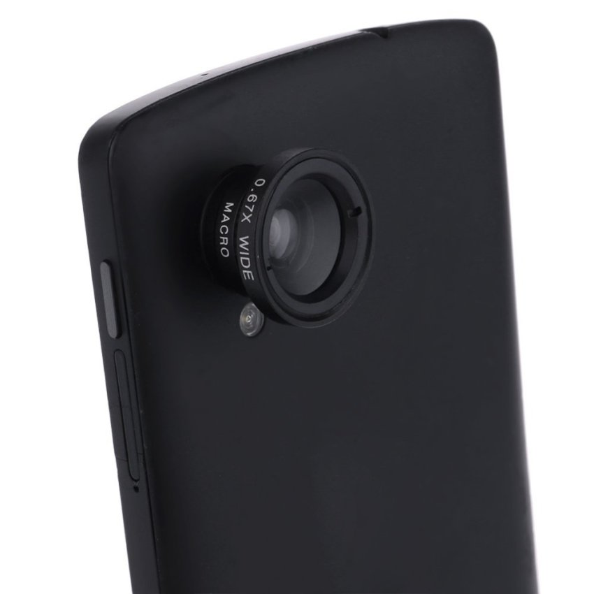 Triple Adsorption Cell Phone Camera (Intl)