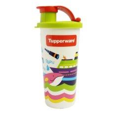 Tupperware Fun Tumbler - Ocean Putih